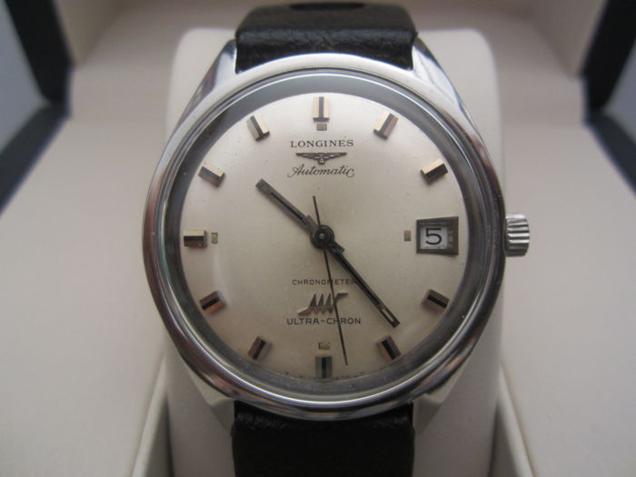 Longines - Ultra Chron   - Ref. 7951-2 - Men - 1960-1969
