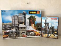 Vollmer/Faller H0 - 5525/951 - Refinery / Old concrete factory