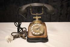 Antique telephone approx. 1960