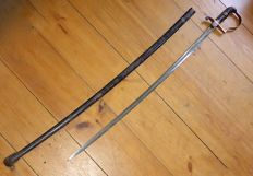 German officers Sabre for a Wehrmacht officer - created by Eickhorn - Solingen - Ww2