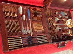 Summer Night Party - Luxury Cutlery - Gold-plated 23/24 karat gold - 1990