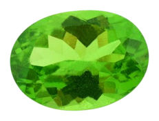 Tsavorite - 1.04ct - No Reserve Price