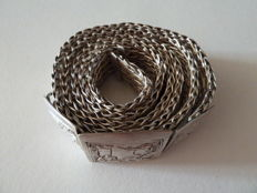 Silver belt - Morocco - Second half of the 20th century