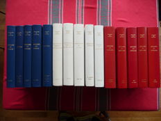 General Charles De Gaulle - Oeuvres complètes - 15 volumes - 1962/1974