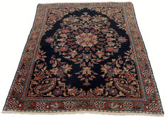 3545 Authentic, original Sarok Mohajeran Persian rug (Iran) – Extra Fine – With certificate of authenticity from official appraiser – Size: 80 x 68 cm – (Galleriafarah1970)