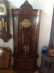 Grandfather clock - Morell - 2nd half 20th century
