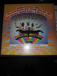 The Beatles - Magical mystery tour including booklet.