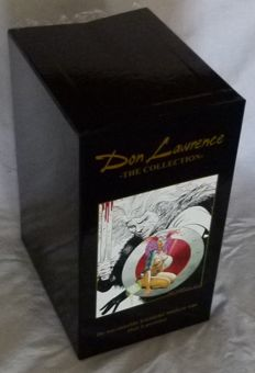 Don Lawrence The Collection - 12x hc in originele seal + box