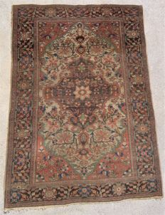 Hand-knotted Persian Saruk - Handgeknüpfter Persian Saruk – Feraghan, approx.. 100 – 120, 50 x 105