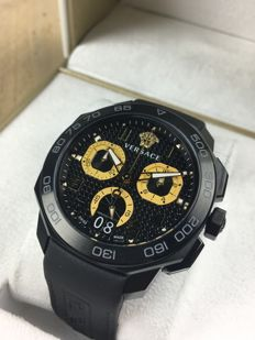 Versace Dylos Chronograph, reference: VQC02 0015 – men's watch
