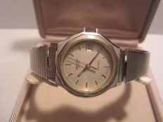 Zenith 'Espada' – Women's steel wristwatch – Vintage from the 1980s.