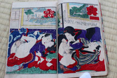 Shunga book - Japan - Early 20th century