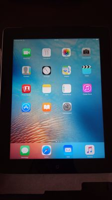 Apple - iPad 3 - 16GB - WiFi + GSM - Model A1430
