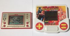 Game & Watch  Mickey Mouse wide screen Mickey Mouse and extra LCD Game