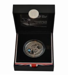 "Great Britain - 5 Pounds 2010 ""Olympic Games London 2012"" - silver"