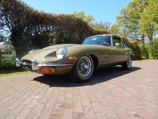 Jaguar- E type 2+2 - 1970