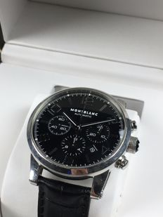Montblanc Timewalker Chronograph automatic, reference: 7069, men's watch