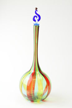 Angelo Ballarin (F&M Ballarin) - Bottle with Canes