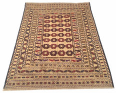 ULTRA FINE Tribal Afghan Mashwani Sumak Kilim Hand Made Carpet Area Rug 181 cm x 118 cm
