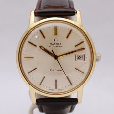 Omega Geneve Vintage Automatic Calendar Watch - Gent's Watch - 1970's