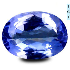Tanzanite - 0.98 ct - No Reserve Price