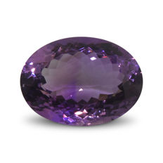 Amethyst - 17.64 ct - No Reserve Price