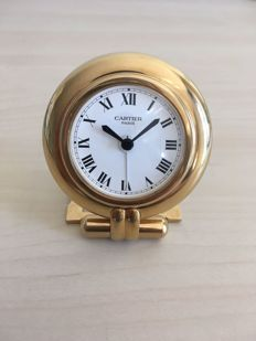 Cartier alarm clock