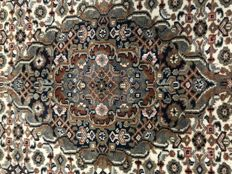 Hand-knotted carpet of excellent quality