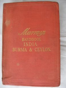 Anon - A handbook for travellers in India, Burma and Ceylon - 1913