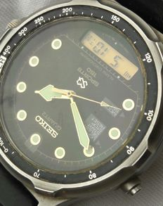 Seiko sports 150 h601 802A Quartz movement men's watch - 1980/90s