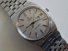 Omega Seamaster Day Date vintage men's wristwatch 1977  OVERHAULED