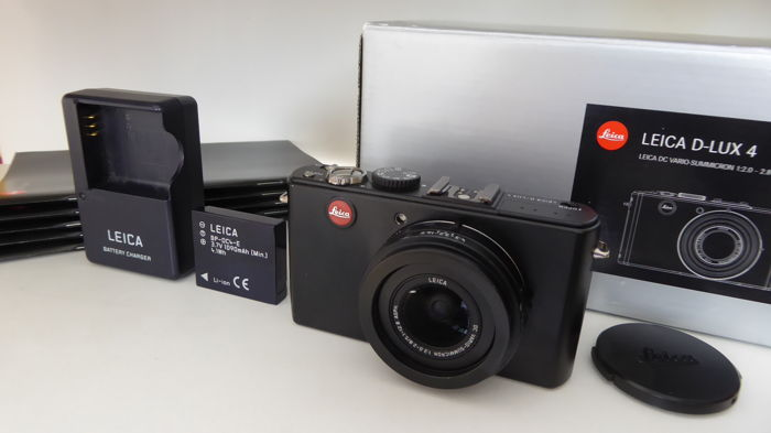LEICA D-LUX 4 CAMERA DOWNLOAD DRIVER