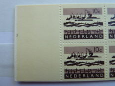 Netherlands and Overseas – Batch of stamp booklets starting from 1964, with variations