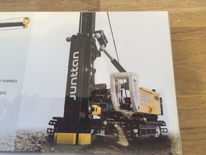 Promotional - Junttan PMX24 Piling Machine - Catawiki