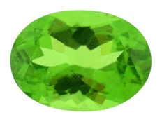 Tsavorite - 1.25ct - No Reserve Price