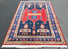 Very Beautiful Hand-knotted Persian - Afshar 263 cm x160 cm No reserve Price! Get it now!