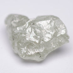 Natural Raw Rough Diamond Untreated - 8.10 x 5.70 x 3.50 mm - 1,02 ct