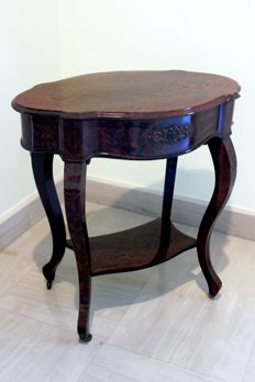 Working table in rosewood - France - 19th century