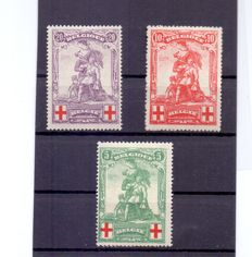 Belgium 1849/1974 - Collection of stamps, series and leaflets