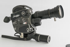 Beaulieu R16mm -  Angenieux 12-120mm 2.2 zoom C-mount. - approx 1960