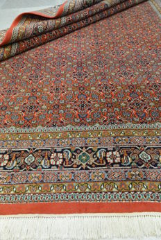 A very high-quality, hand-knotted oriental carpet - Bidjar - 313 x 254 cm End of the 20th century