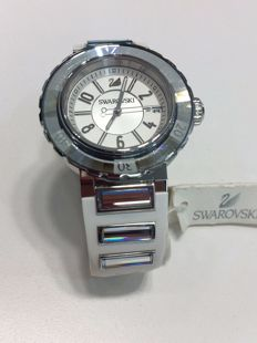 Swarovski Octea Sport - Women's watch - Ref. 999978 - Year: 1999
