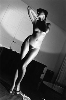 Helmut Newton (1920-2004) - Special Collection - In my apartment - Paris - 1978