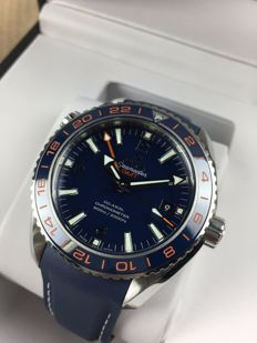 Omega Seamaster Planet Ocean Co Axial GMT Automatic Goodplanet ref: 232.32.44.22.03.001 – men's watch
