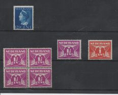 The Netherlands – Selection of Plate Errors