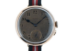L.Leroy & Cie prince watch small second vintage 1900