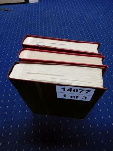 France 2000/2009 – Collection Modern used in thick stock book.