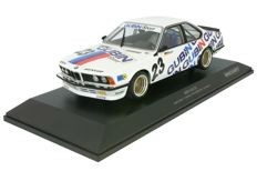 Minichamps - Scale 1/18 - BMW 635 CSi Gubin Sport #23 DPM Winner 1984