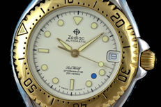 Zodiac — SEA WOLF  Automatic Blue point dot — 513.56.48 — Mężczyzna — 1990-1999