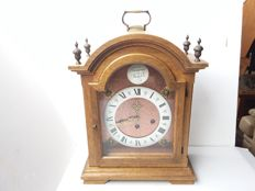 Large table clock - Tempus Fuogil - approx. 1955